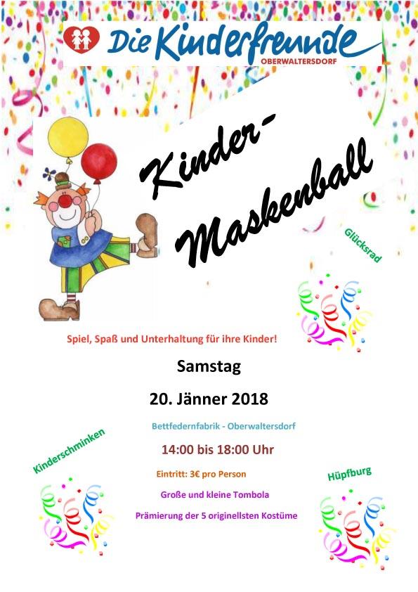 20180120_Kindermaskenball